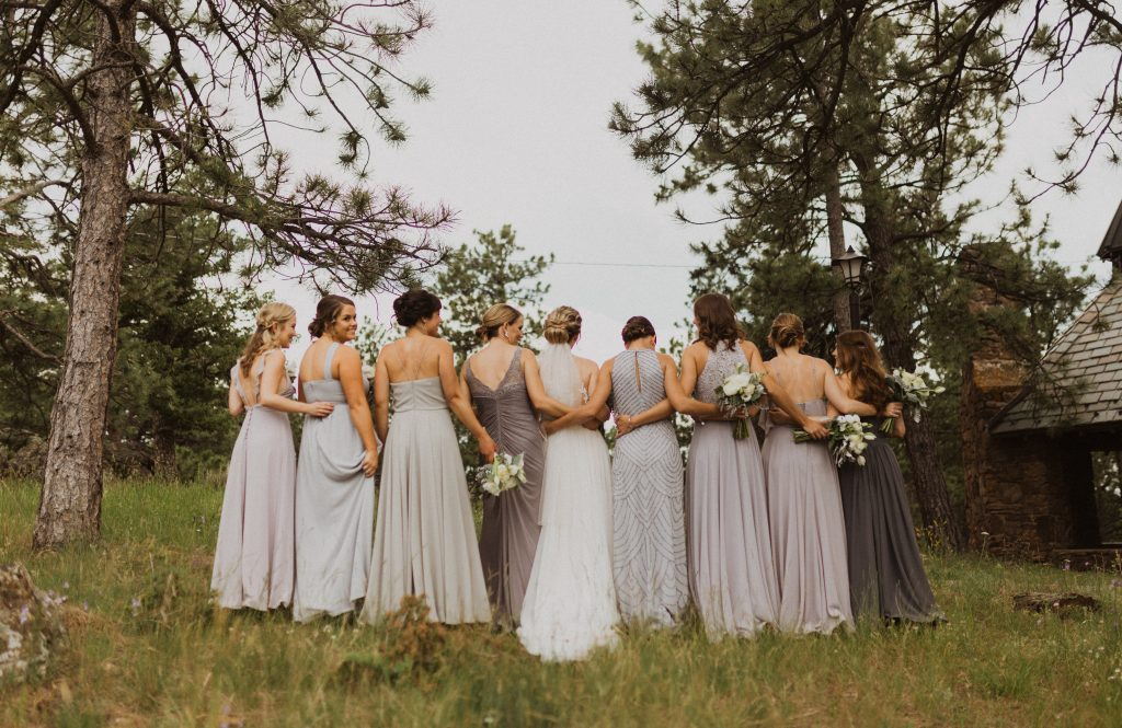 Boettcher Mansion Wedding in Colorado