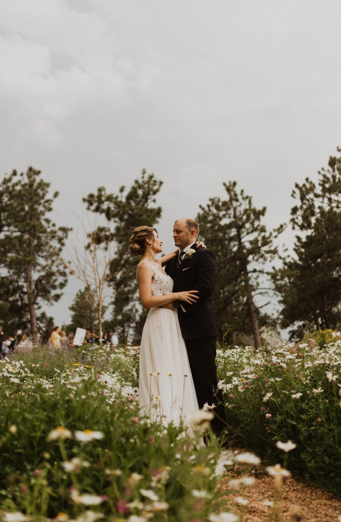Boettcher Mansion Wedding in Colorado Mountains