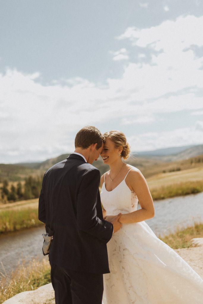 Best mountain wedding location in Colorado