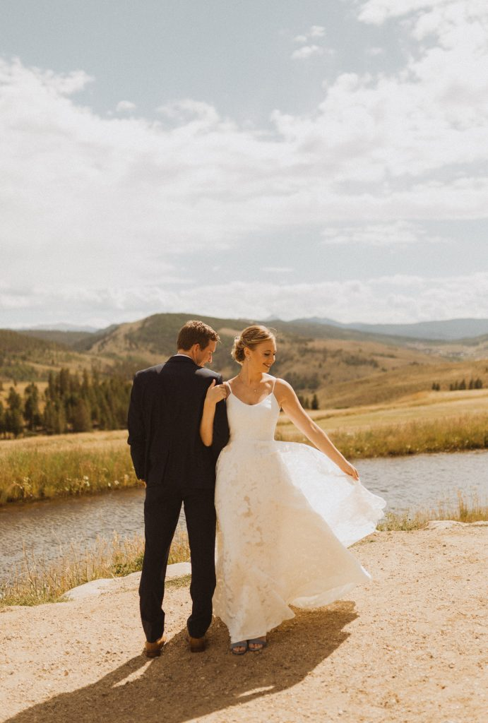 Best place for a mountain wedding in Colorado