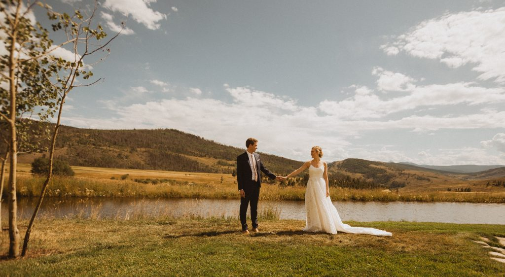 Strawberry Creek Ranch Wedding