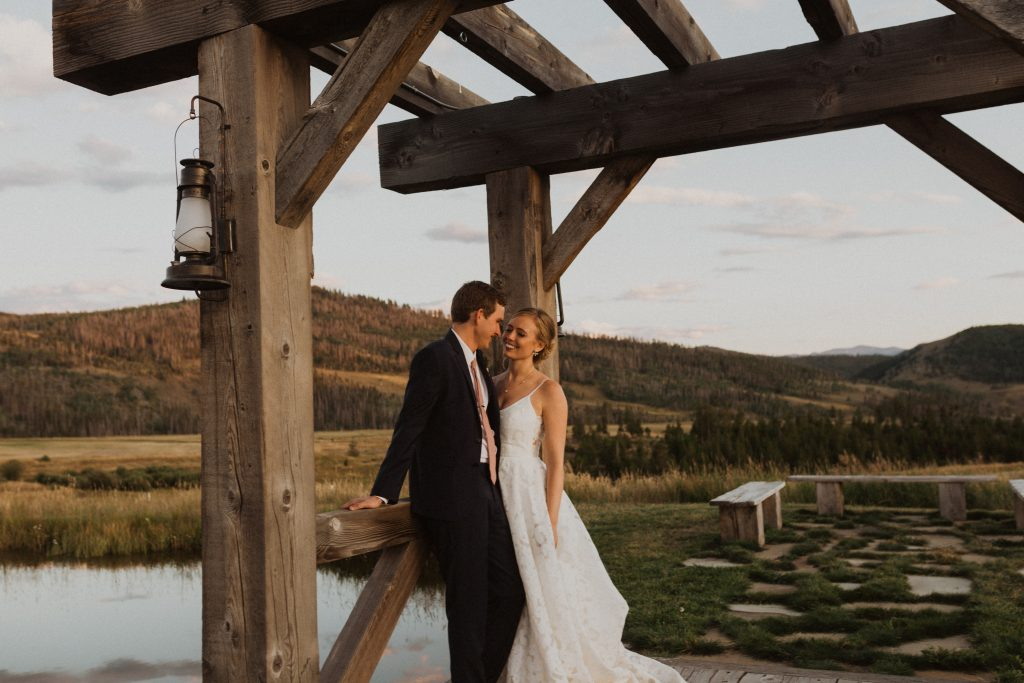Granby Colorado Wedding Photography